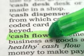 Business is a cash flow!