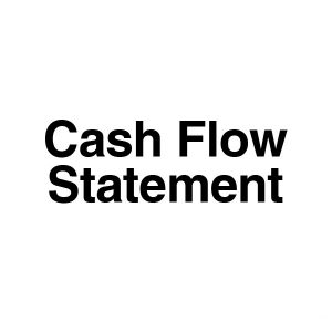 Read more about the article Cash Flow Statement